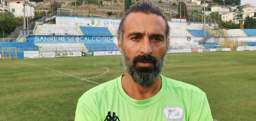 """Sanremese-Camporosso 8-0, mister Bifini:""""Andiamo avanti così"""""""
