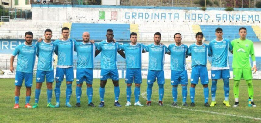 Amichevoli, Sanremese-Camporosso 8-0: il racconto del match