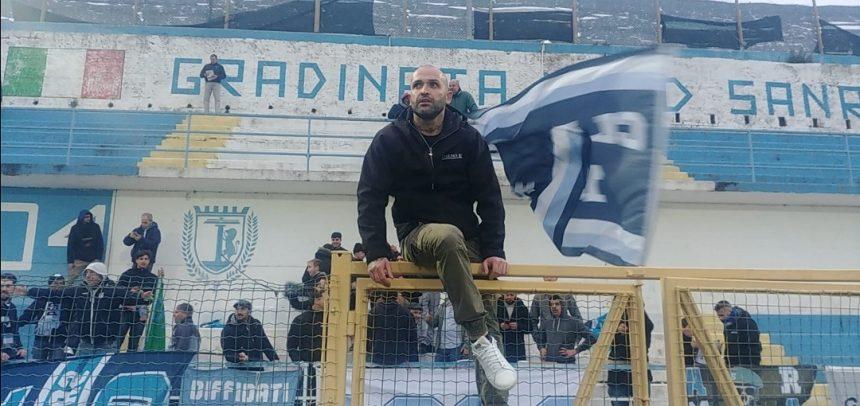 """Sanremese, Cesare Beltrami saluta Pippo Scalzi:""""Non dimentico Firenze, hai onorato la maglia, in bocca al lupo"""""""