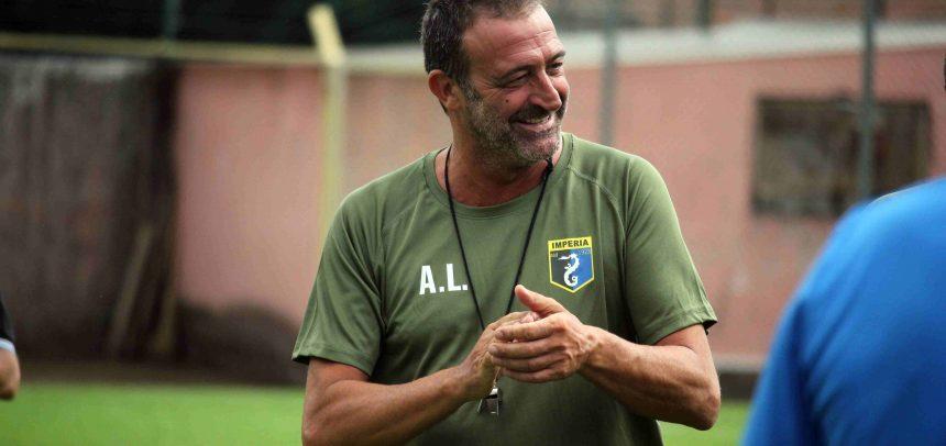 """Imperia-Ospedaletti 2-1:""""Soddisfatto e fiducioso per l'inizio del campionato"""""""
