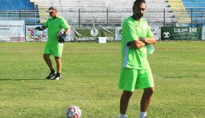 """Sanremese-Oneglia 16-0, mister Bifini:""""È importante la mentalità"""""""