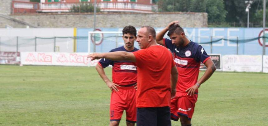 """Camporosso, mister Luci commenta la partita con la Sanremese:""""Buone indicazioni, nel complesso sono contento"""""""