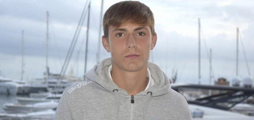 Sanremese, per il classe 2004 Matteo Bastita la maglia numero 26