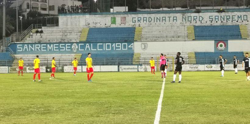 Amichevoli, Sanremese-Golfo Dianese 4-0: il racconto del match