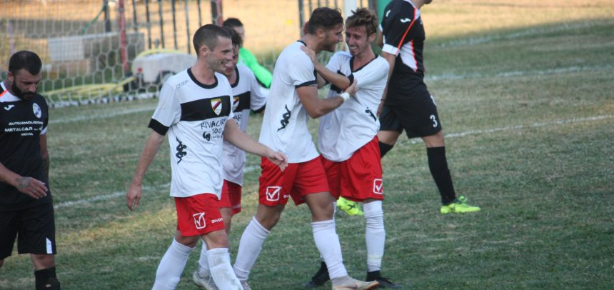 Coppa Liguria, Atletico Argentina rullo compressore: AC Andora sconfitta 5-0