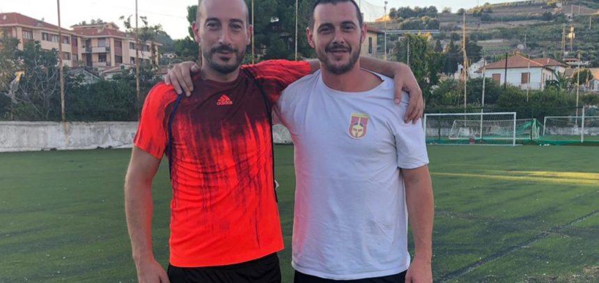 UFFICIALE: Fabio Labricciosa e Davide Rovella coppia gol del Riva Ligure