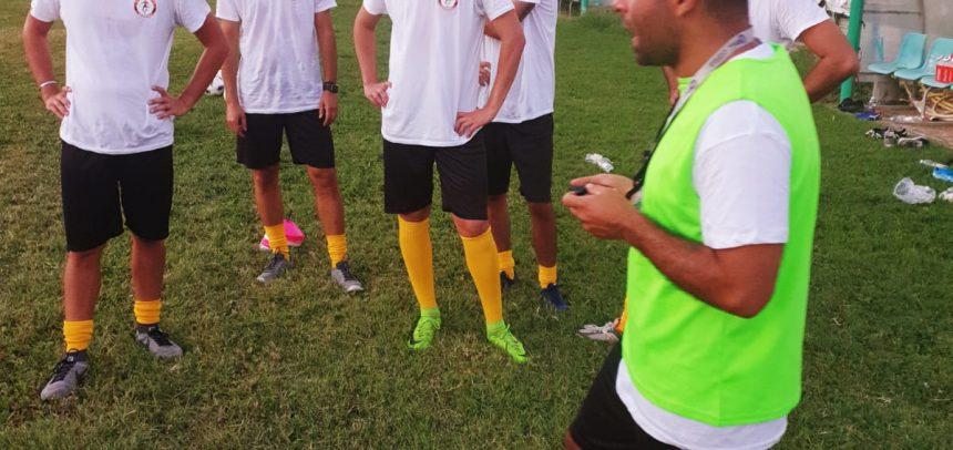 FC Argentina, la rosa completa a disposizione di mister Pasquale Berrica