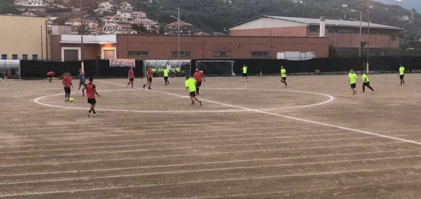 Amichevoli, Camporosso-Atletico Argentina 0-4