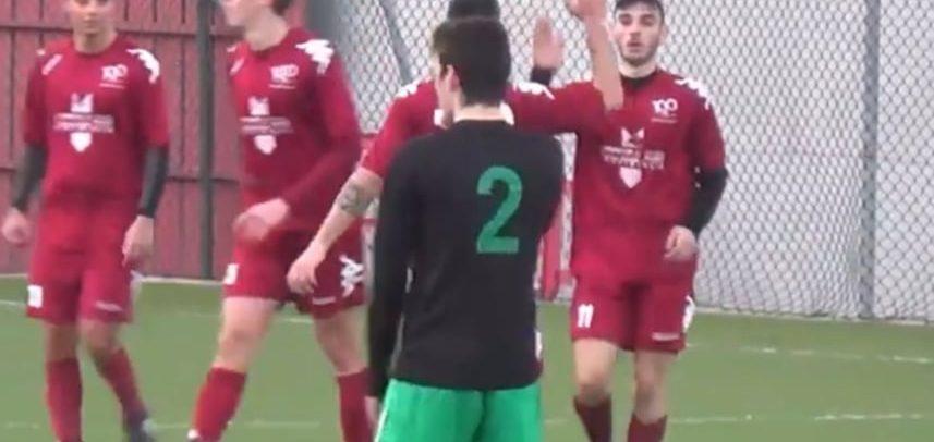 """Juniores Ventimiglia, Francesco Fazzari in gol contro il Varazze:""""Siamo partiti col piede giusto. Dedicato a mio papà, mio nonno e alla mia fidanzata"""""""