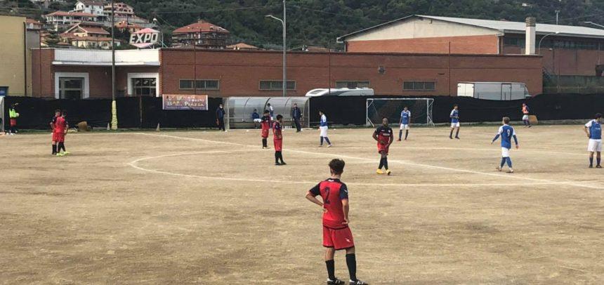 Gli Highlights di Camporosso-Ceriale 1-0