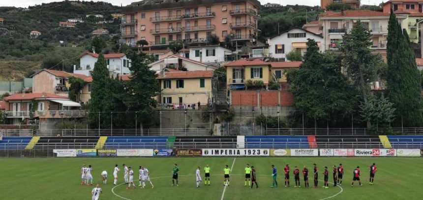 Gli Highlights di Imperia-Sestri Levante 2-0