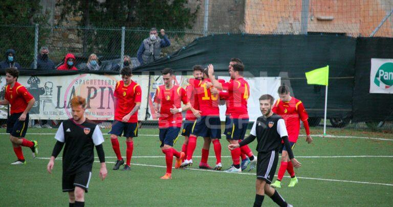 ImperiaSport, gli Highlights di Ospedaletti-Taggia 0-1