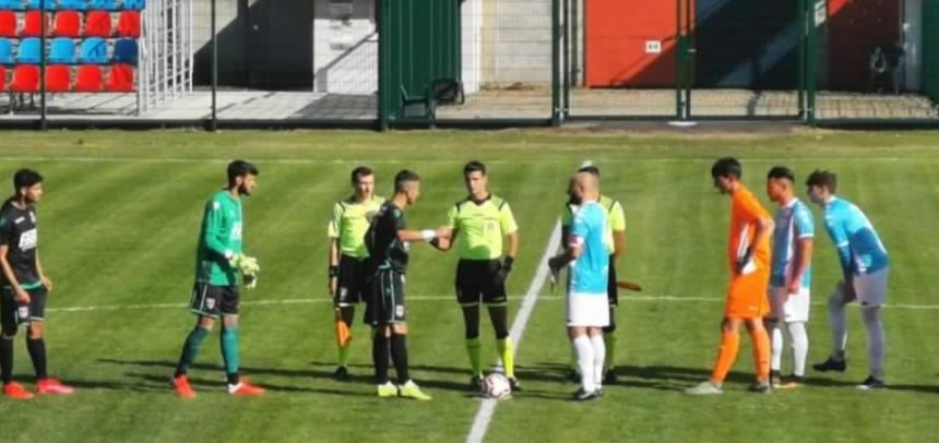 Gli Highlights di Gozzano-Sanremese 1-2