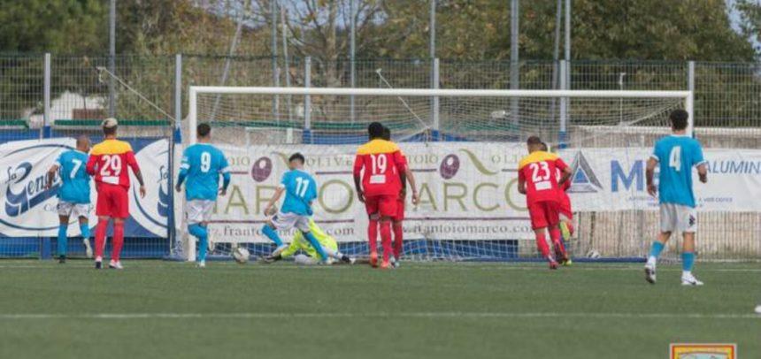Gli Highlights di Albenga-Pietra Ligure 3-2