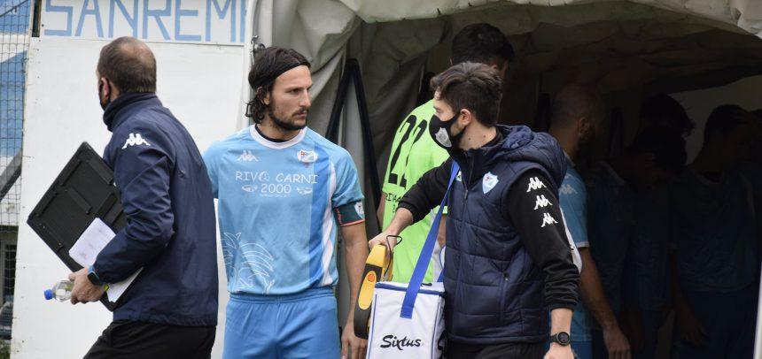 """Sanremese, l'eurogol di Loreto Lo Bosco vale un punto contro il Pont Donnaz:""""Lo dedico a Luca Bregliano, alla sua famiglia e a tutti i suoi amici"""""""