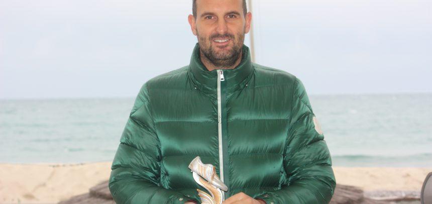 """Luca Fiuzzi è il miglior difensore del Ponente 2019-20:""""Premio dedicato a Luca Bregliano, se ho continuato a giocare è grazie a lui"""""""