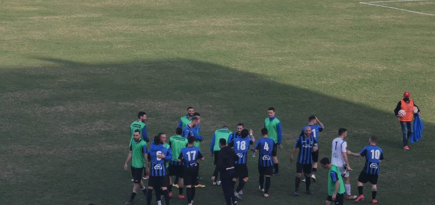 Città di Varese-Imperia 0-1: la decide il gol di Gnecchi al 70′