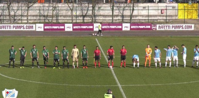 Castellanzese-Sanremese 2-1: il gol di Vita illude i biancoazzurri