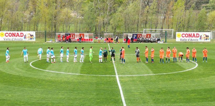 Pont Donnaz-Sanremese 0-0: la cronaca del match