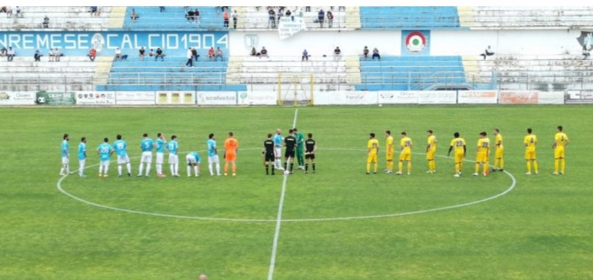 Sanremese-Fossano 2-0: la cronaca del match