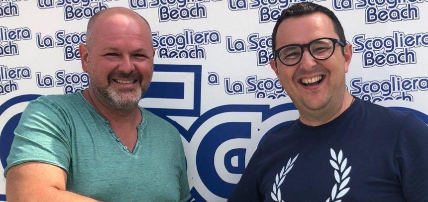 Paolo Ciarlo confermato nell'organigramma orange: sarà team manager del settore giovanile