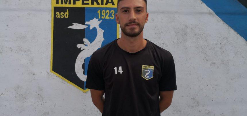 Calciomercato, l'Imperia tessera il centrocampista Fausto Coppola