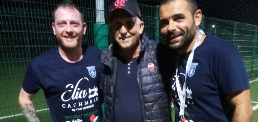 Carlin's Boys, Matteo Fazzari sarà il vice di Pasquale Berrica