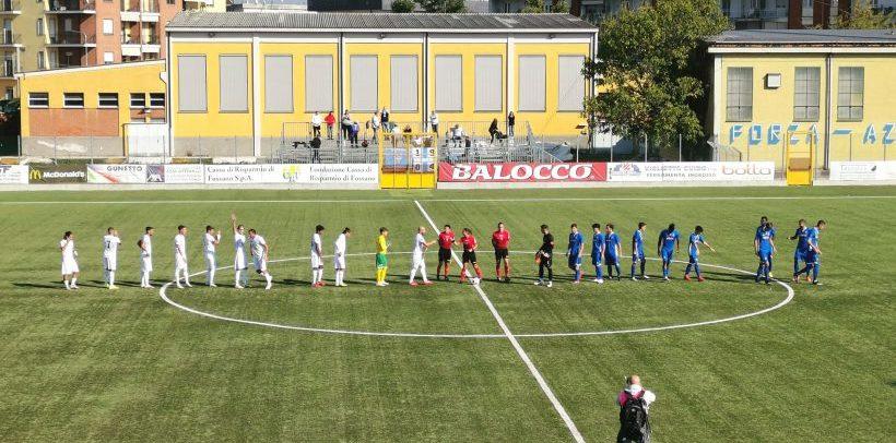 Fossano-Sanremese 2-3: in gol Vita e Anastasia con una doppietta