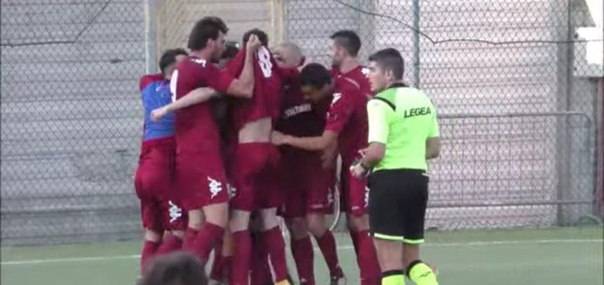 Gli Highlights di Ventimiglia-Albenga 2-0