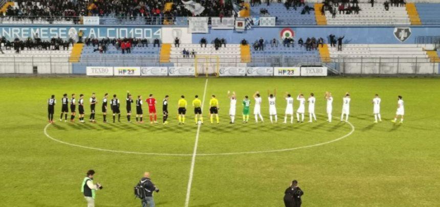 Sanremese-Lavagnese 0-1: il racconto del match