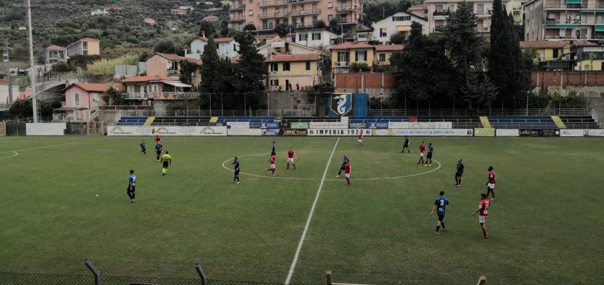 Imperia, i gol di Giglio e Castaldo stendono il Città di Varese