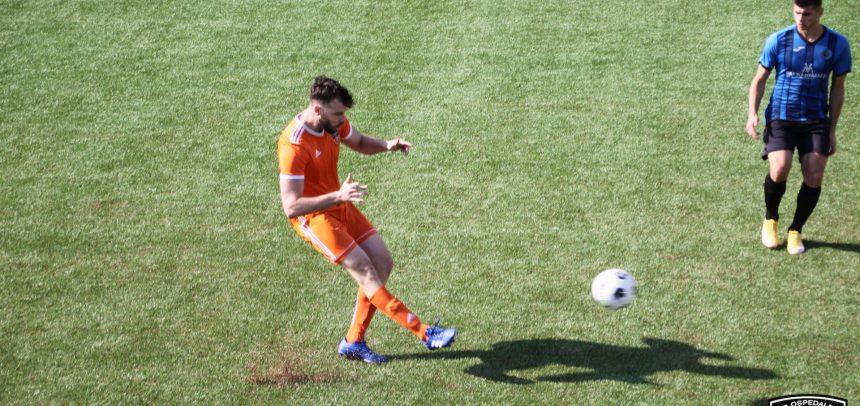 L'Ospedaletti si impone contro il Varazze, decisiva la rete di Giovanati alla sua prima in maglia orange